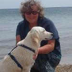 Gisela Böwing arbeitet tiergestützt mit Kindern