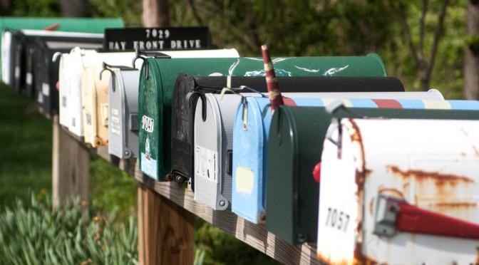Digitaler Postbotenstreik